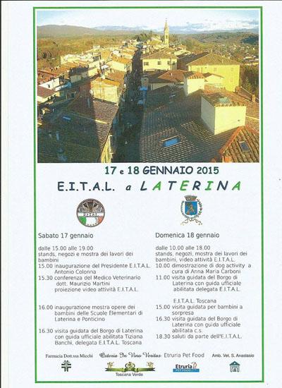 E.I.T.A.L. a Laterina
