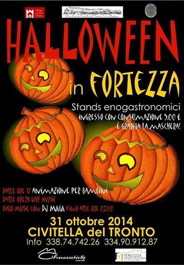 Halloween in fortezza 2014