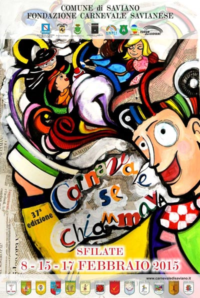 Carnevale a Saviano