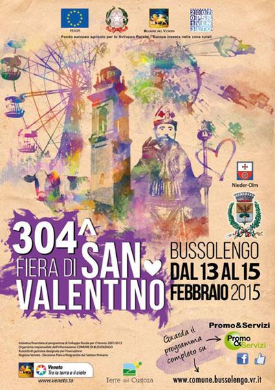 304^ Fiera di San Valentino