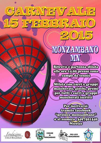 Carnevale a Monzambano
