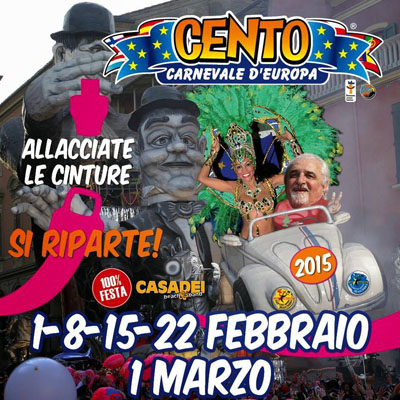 Cento Carnevale d'Europa