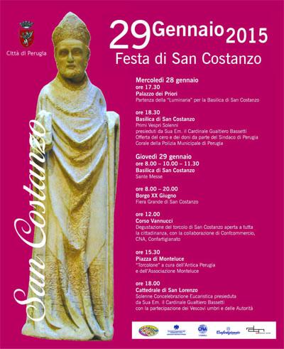 Festa di San Costanzo