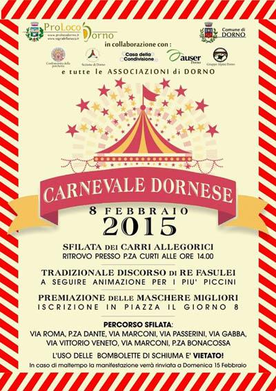 Carnevale Dornese