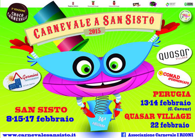 Carnevale a San Sisto