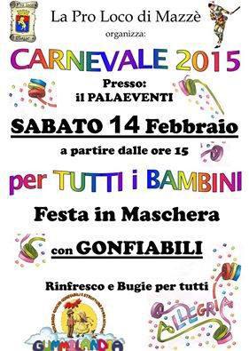 Carnevale di Mazzè