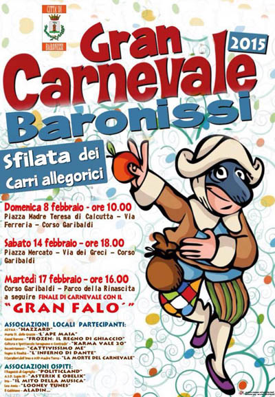 Gran Carnevale Baronissi