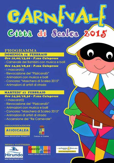 Carnevale a Scalea