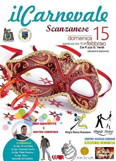 Carnevale Scanzanese