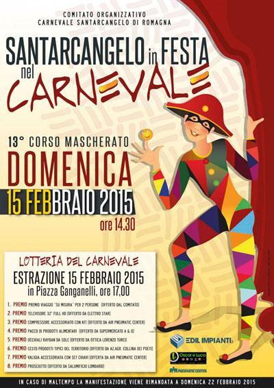 Carnevale a Sant'Arcangelo di Romagna