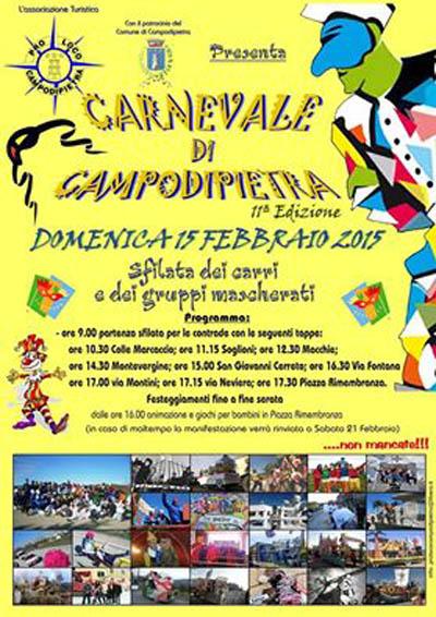 Carnevale di Campodipietra