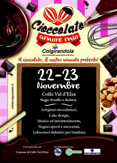 Cioccolato Amore mio