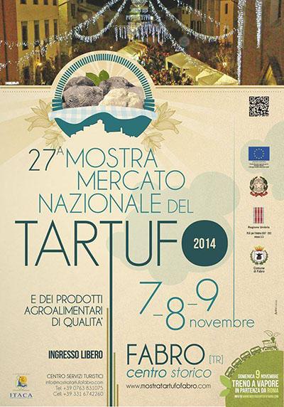 Mostra Mercato nazionale del Tartufo - edizione 27