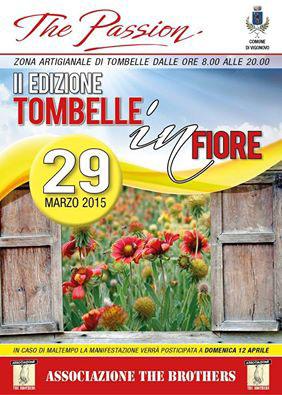 Tombelle in Fiore