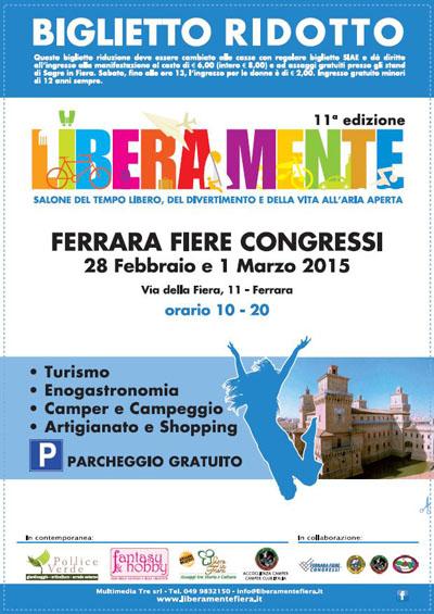 Liberamente, Ferrara