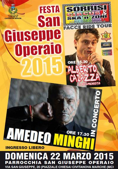 Festa di San Giuseppe Operaio