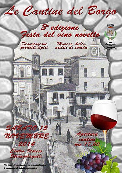 Le cantine del Borgo - Festa del vino novello