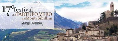 XVII Festival del Tartufo Vero dei Monti Sibillini