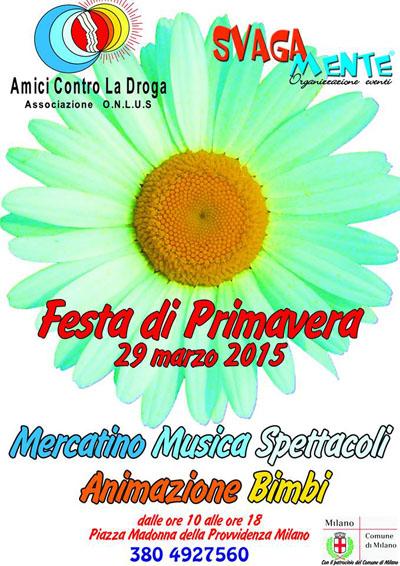 Festa di Primavera a Milano