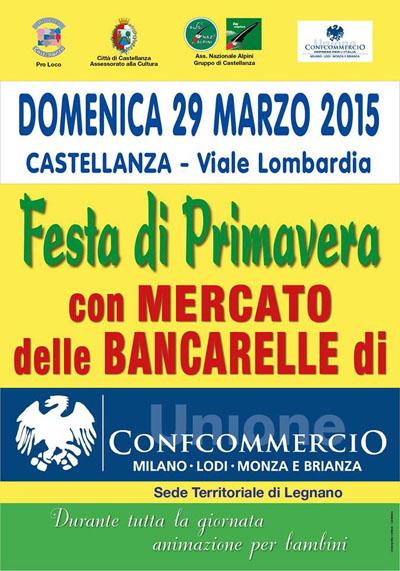Festa di Primavera a Castellanza
