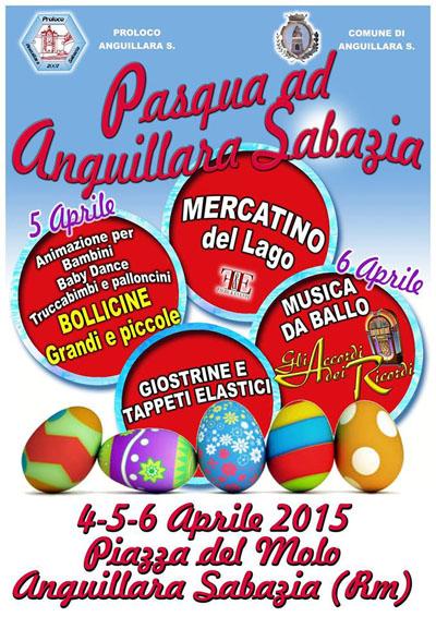 Pasqua ad Anguillara Sabazia