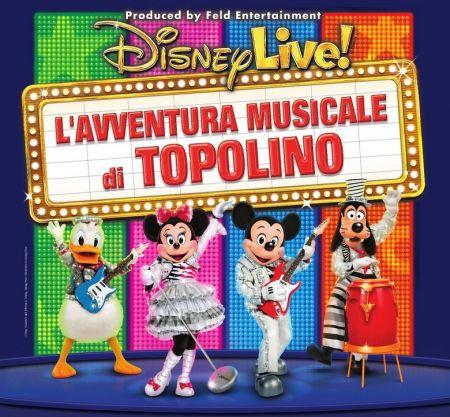 Disney Live!: l'avventura musicale di Topolino