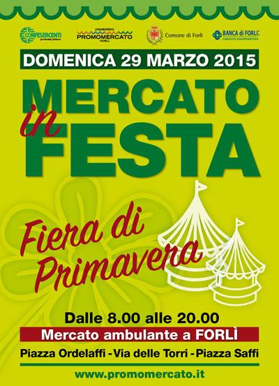 Mercato in Festa a Forlì