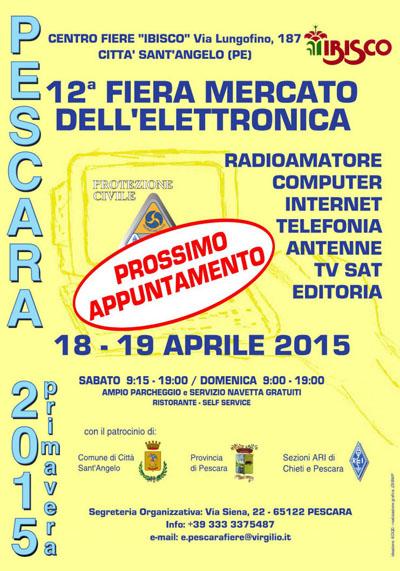 Fiera Mercato dell'Elettronica a Città Sant'Angelo