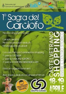 Sagra del Carciofo a Castelvetrano