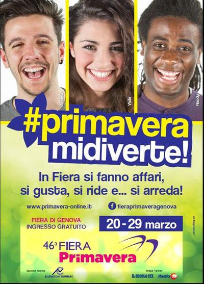 Fiera di Primavera a Genova