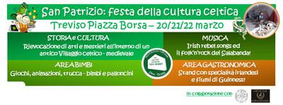 Festa di San Patrizio a Treviso