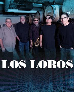 Lucca Summer Festival - Los Lobos