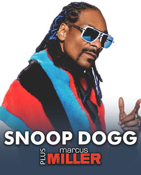 Lucca Summer Festival - Snoop Dogg plus Marcus Miller