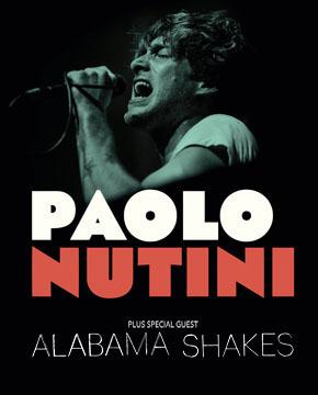 Lucca Summer Festival - Paolo Nutini & Alabama Shakes