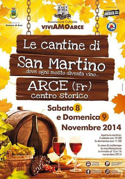 Le cantine di San Martino