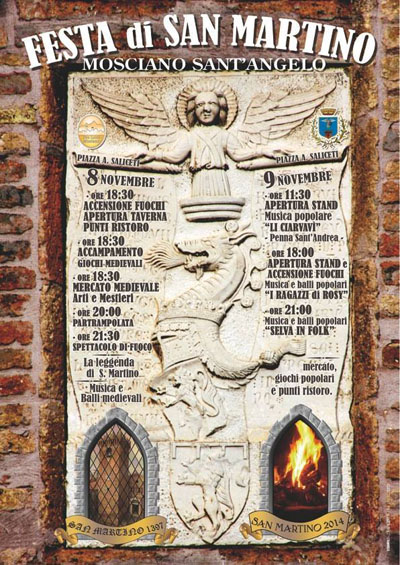 Festa di San Martino a Mosciano Sant'Angelo