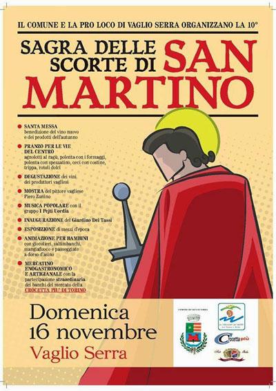 Sagra delle Scorte di San Martino a Vaglio Serra