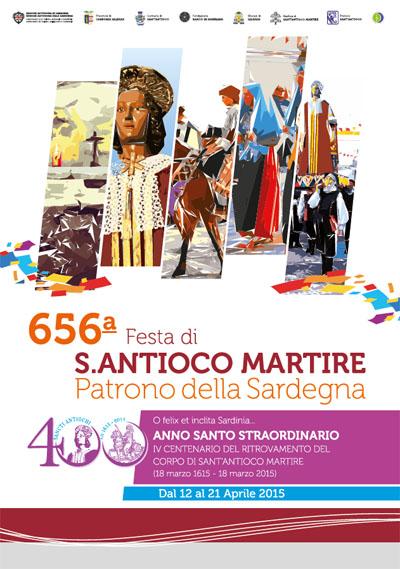 656^ Festa di S.Antioco Martire