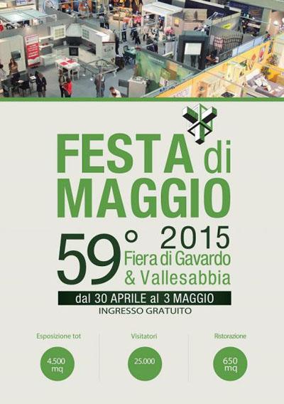59^ Festa di Maggio Fiera di Gavardo e Vallesabbia