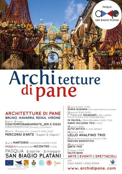 Architetture di Pane
