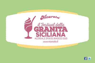 Nivarata Il Festival della Granita Siciliana