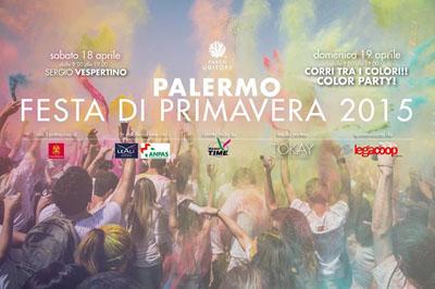 Festa di Primavera a Palermo