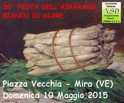 28^ Festa dell'Asparago Bianco di Giare