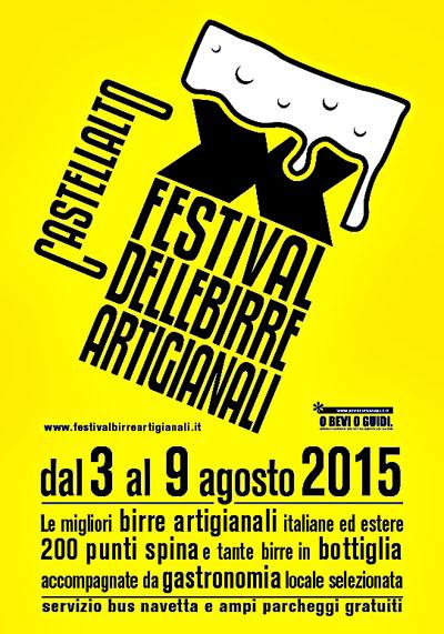 Festival delle Birre Artigianali a Castellalto