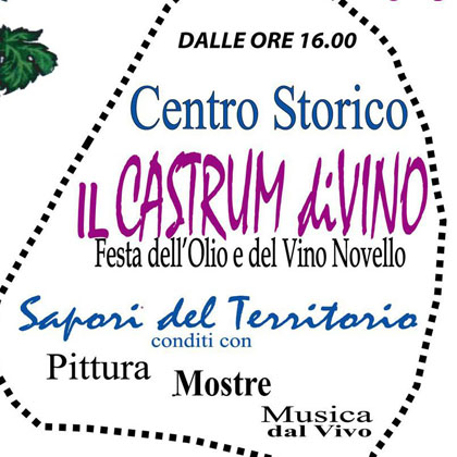 CASTRUM diVINO a Casalbordino (CH)