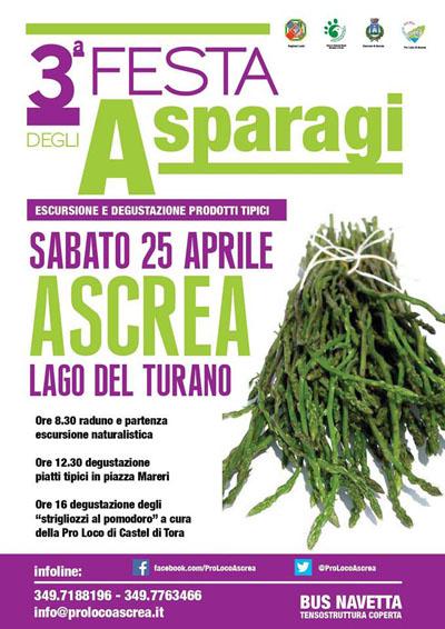 3^ Festa degli Asparagi
