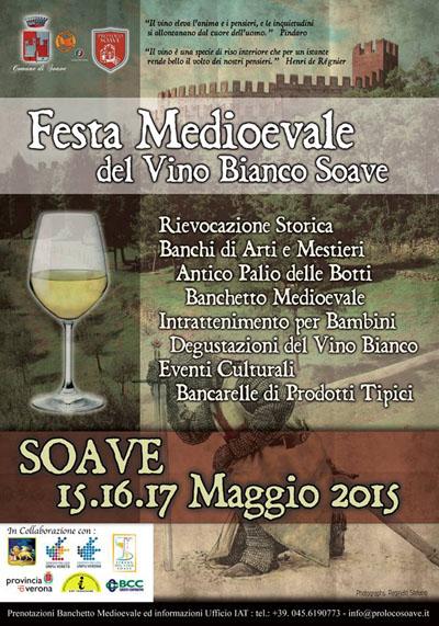 Festa Medioevale del Vino Bianco di Soave