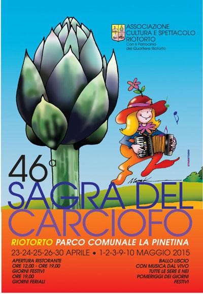 46^ Sagra del Carciofo a Piombino