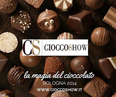 Cioccoshow a Bologna