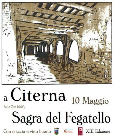 13^ Sagra del Fegatello